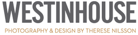 Therese Sandell, Westinhouse | Photographer logo